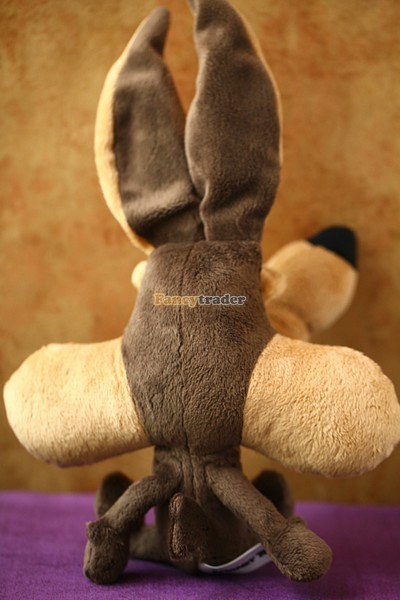 Fancytrader 13\'\' 32cm Limited Edition! Copyrighted Plush Stuffed Coyote Wolf, FT90376 (3)
