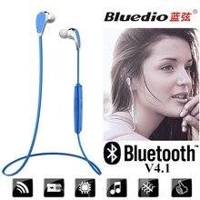 Auriculares Bluetooth Bluedio N2 Sweatproof Bluetooth Headset Manos Libres Auricular Para xiaomi iphone ect todo el teléfono Inalámbrico USURE