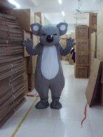 Gray Koala Cartoon Character Costume Cosplay Mascot Custom Products Custom made(s.m.l.xl.xxl) Free Shipping 2019New