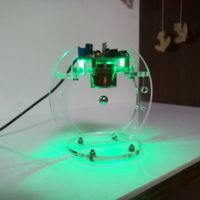 Magnetic Levitation Kit Magnetic Ornaments