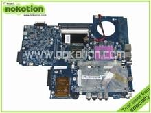 laptop motherboard for toshiba satellite P200 K000056650 LA-3441P GM965 ddr2
