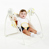 Mige Janty Baby Electric Musical Cradle With More Battery Power Baby Swing No Voice