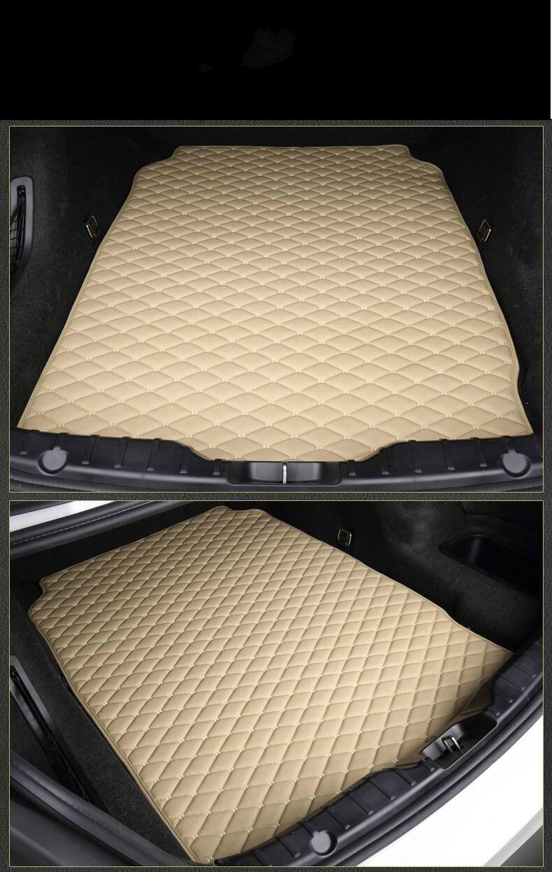Tapis spéciaux faits sur commande de coffre de voiture pour le MINI tapis de cargaison durable imperméable de caban de CLUBMAN de COOPER COUNTRYMAN