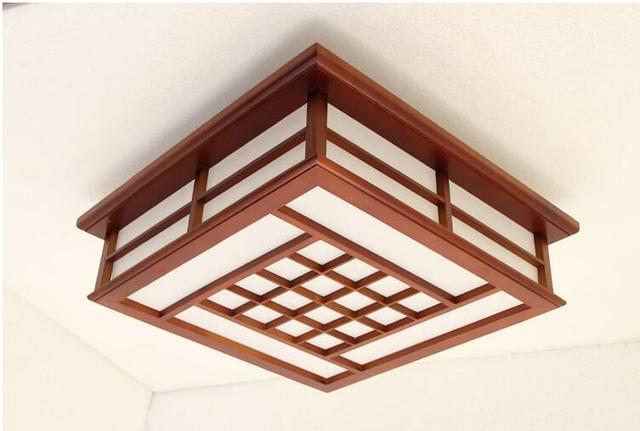 modern led pendant flush mount ceiling fixtures light chinese solid