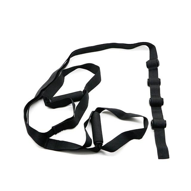 Adjustable Yoga Gym Training Hanging Pull Rope Sport Equipment Strength Trainer Belt Resistance Bands Exerciser Home Edition