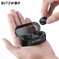 Blitzwolf BW FYE2 TWS True Wireless bluetooth 5.0 Earphone HiFi Stereo Sound Bilateral Call Portable Mini Sports Earbuds Headset