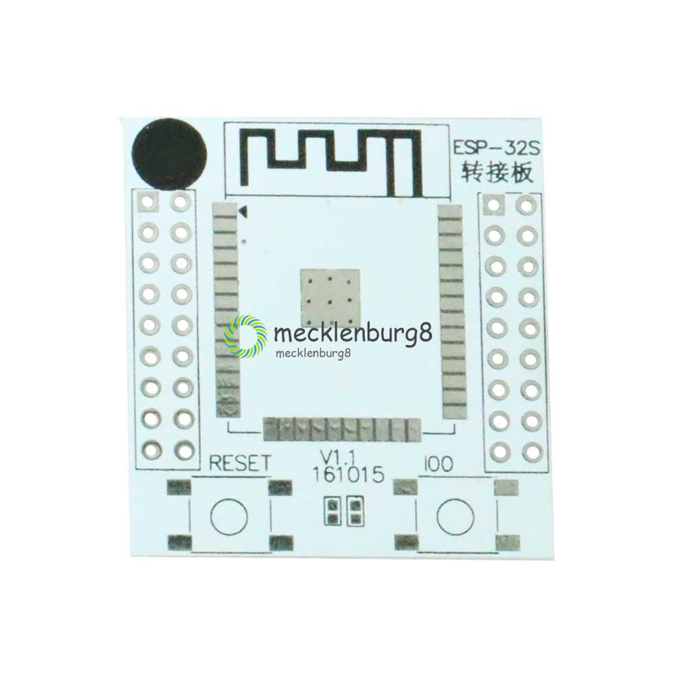 ESP32 ESP32S מתאם IO בסיס PCB לוח מחוונים ממיר עם 4 מחרוזת סיכות עבור ESP-32S אלחוטי Wifi ו Bluetooth מתאם מודול