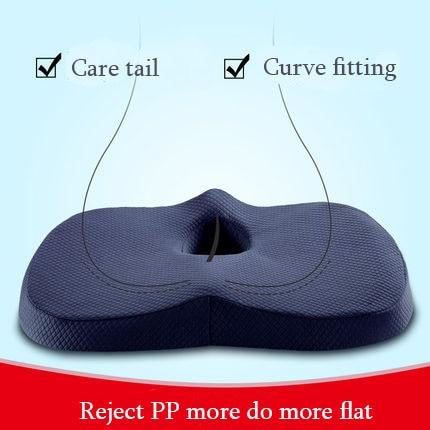 PPW 44 * 34CM * 7,5 cm Smart Coccyx Ortopedska spominska pena - Domači tekstil - Fotografija 3