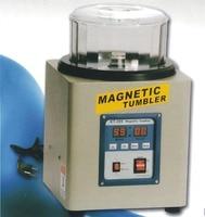magnetic tumbler,jewelry burnishing tumber,mini magnetic grinder,gold jewelry polishing cleaning machine,rotary magnetic tumbler