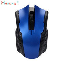 Mosunx Mini adapter Plug and Comfortable   2.4GHz Wireless Gaming Mouse USB Receiver Pro Gamer For PC Laptop Desktop 1PC