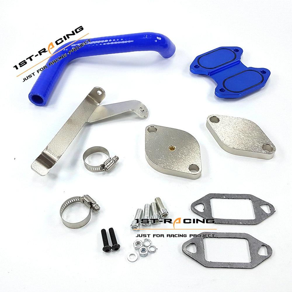 EGR Delete Kit /& Throttle Valve Fit 07-09 Dodge Ram 2500 3500 6.7 Cummins Diesel