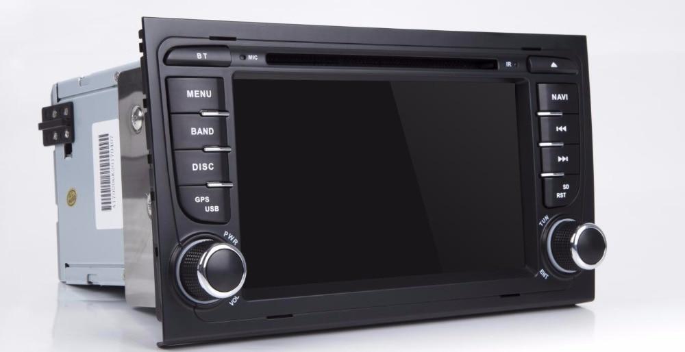 2018 2 DIN 7 Новые HD Octa core android 8.0 радио dvd-плеер автомобиля для Audi A4 B6 A4 b7 S4 B7 S4 B6 RS4 RS4 B7 SEAT EXEO 2008-2012