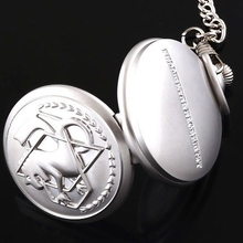 Fullmetal Alchemist Quartz with Necklace
