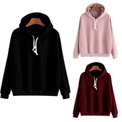 plain winter hoodies