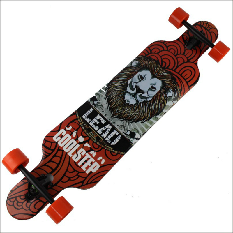 Professional Longboard Canadian Maple Skateboard 4 Wheel Skate Board Street Brush Board Dance Roller Driftboard Slide Scooter peny skateboard wheels longboard 22 retro mini skate trucks fish long board cruiser complete tablas de skate pp women men skull