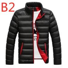 B2 зимняя мужская куртка, Ультралегкая куртка на белом утином пуху, мужские пуховики, уличная зимняя мужская повседневная пуховая куртка, пальто