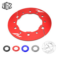 Motorcycle CNC Transmission Belt Guard Pulley Chain Protective Sprocket Cover For YAMAHA YZF R1 1998 1999 2000 2001 2002 2003