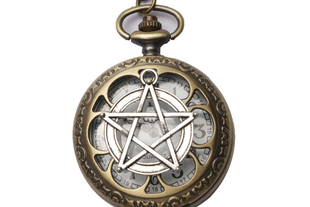 Star Necklace - Supernatural - Watch G7shTJBMWh