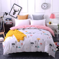 100% Cotton Quilt Cover Duvet Cover set Comforter/Quilt/Blanket Case Cover Size queen king full twin size duvet cover 220x240cm