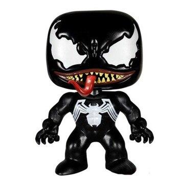 Brinquedos maravilha ARTFX o Incrível Veneno Venom Spider Man Figura PVC Escala Figuras de Ação Super-heróis Colecionáveis Modelo
