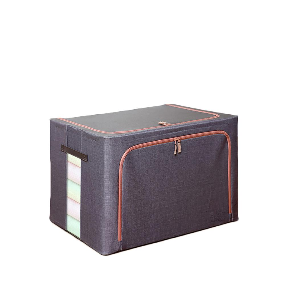 New Large Capacity Foldable Storage Box Waterproof Container Clothes Socks Holder