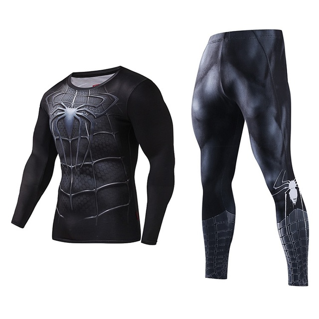 Superman Compression Set
