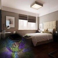 Güneş Enerjili LED Top Bahçe Işık Masa Lambası Renk Değiştiren Su Geçirmez Açık JUN22_20
