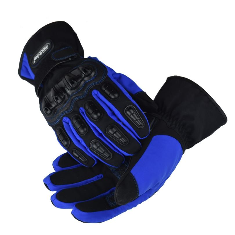 Madbike guantes de moto más nuevos a prueba de agua moto guantes - Accesorios y repuestos para motocicletas - foto 4