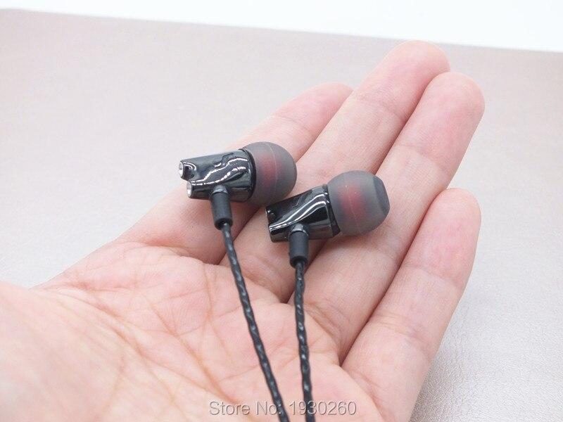 NFJ El Yapımı DIY IE800 seramik Kulaklıklar HiFi Kulak Kulaklık - Taşınabilir Ses ve Görüntü - Fotoğraf 6