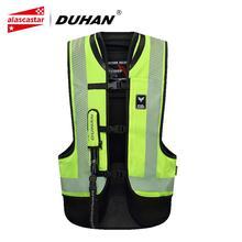 DUHAN Motorcycle Jacket Air-bag Vest Motorcycle Jacket Vest