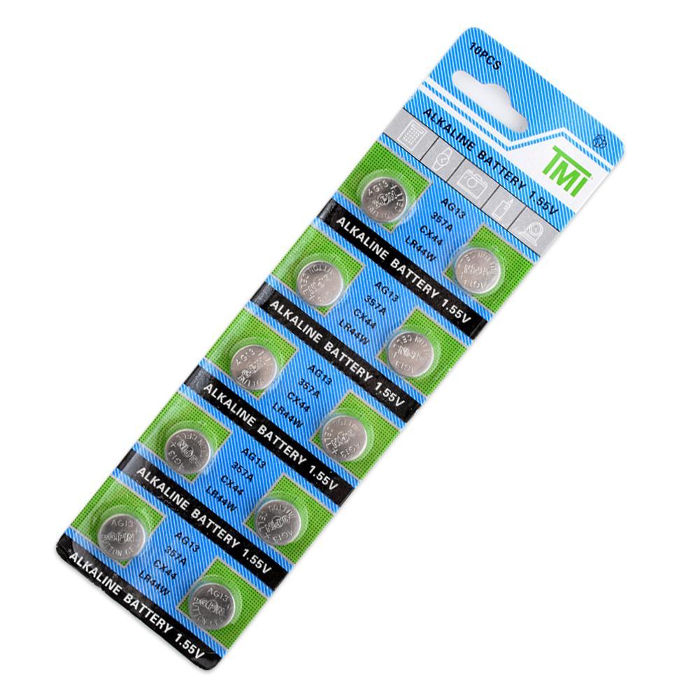 Botão Baterias Celulares 20 pcs ag13 + preço Bateria : Alkaline
