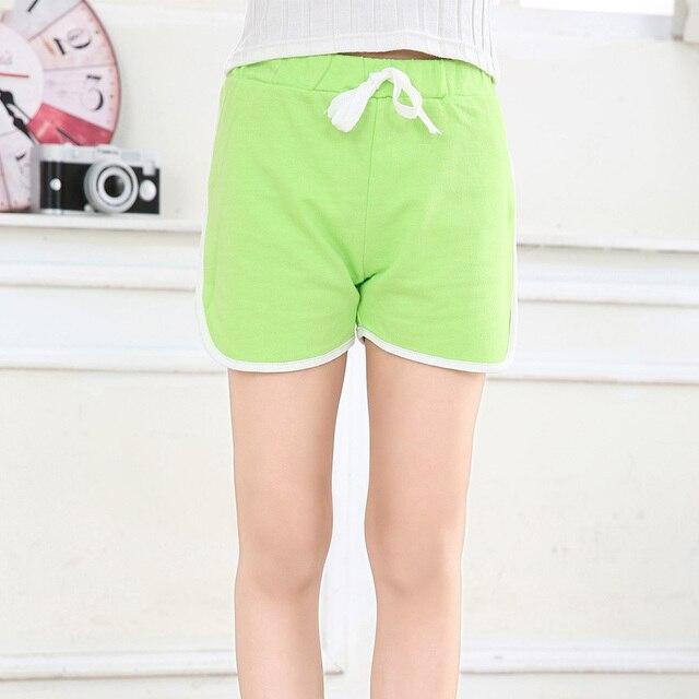 SheeCute abbigliamento bambini nuovo ragazze colore della caramella breve ragazzi di estate pantaloni spiaggia pantaloni di bicchierini 0902 2