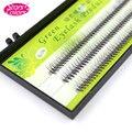 120PCS/set Natural Soft Individual False Eyelashes 8/10/12mm Cluster 3D Fake Mink Eyelash Extension