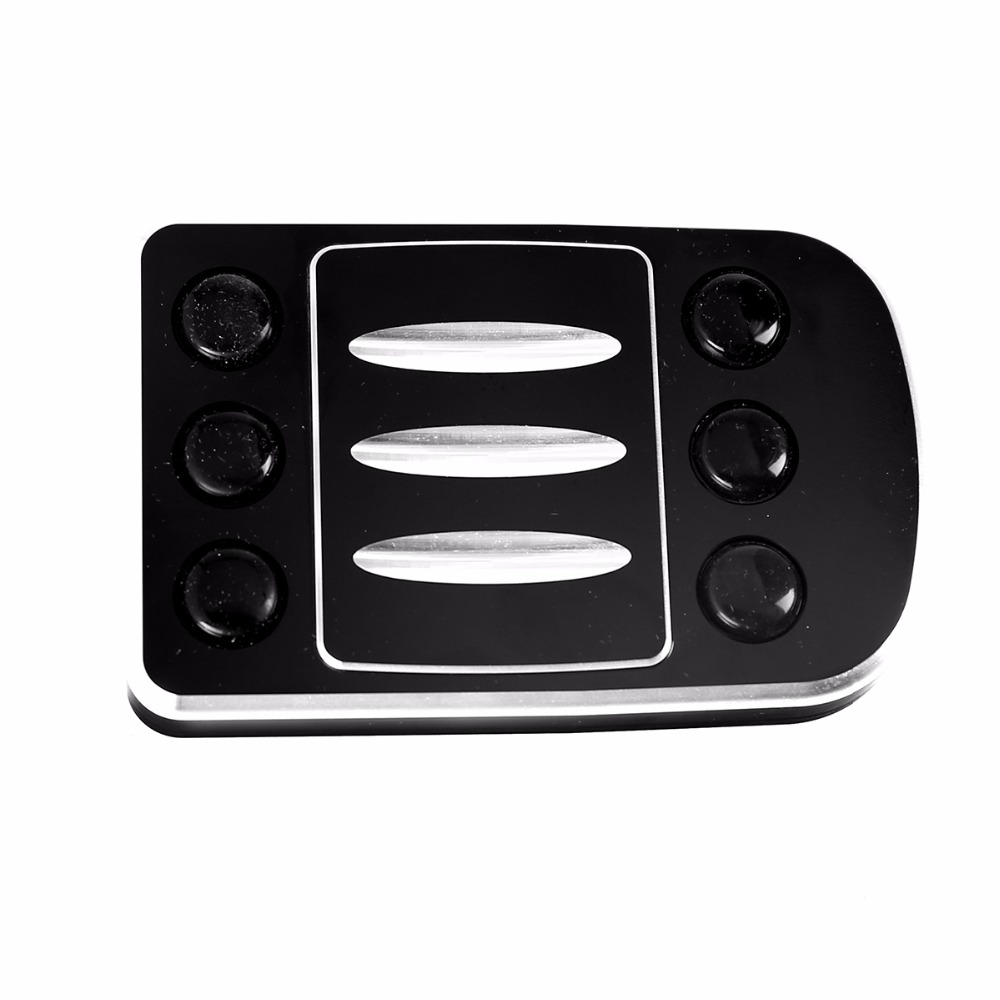 Shallow Cut Brake Pedal Cover For Harley Touring Electra Street Glide Road King FLH/T FLHX FLHR Models