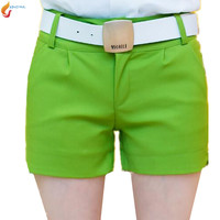2017 Summer New Fashion Casual Women Shorts Thin Section Hot Pants Large Size Slim Candy Colors