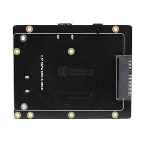 "Image 3 - X820 V3.0 USB Mobile Hard Disk Module 2.5"" SATA HDD/SSD Storage Expansion Board for Raspberry Pi 3 B+"