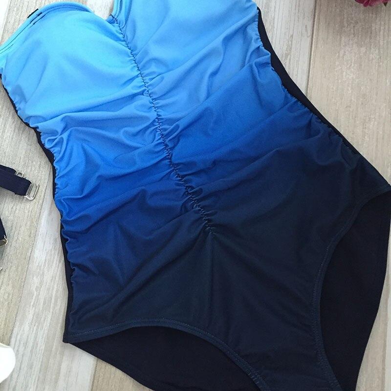 tamanho grande, monokini, maiô degradê, roupa de banho, 2017