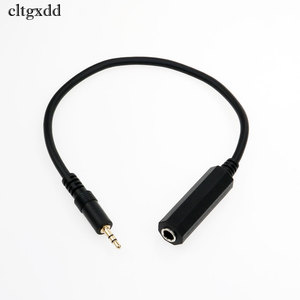 Image 5 - cltgxdd 1PCS 3.5mm Male to 6.5mm Female Mono/Dual Jack Adapter Plug Stereo Speaker Audio Converter for Mobile Phone PC Notebook