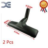 2Pcs High Quality Suitable For Panasonic Vacuum Cleaner Accessories Floor Brush Brush Head MC CA591 593
