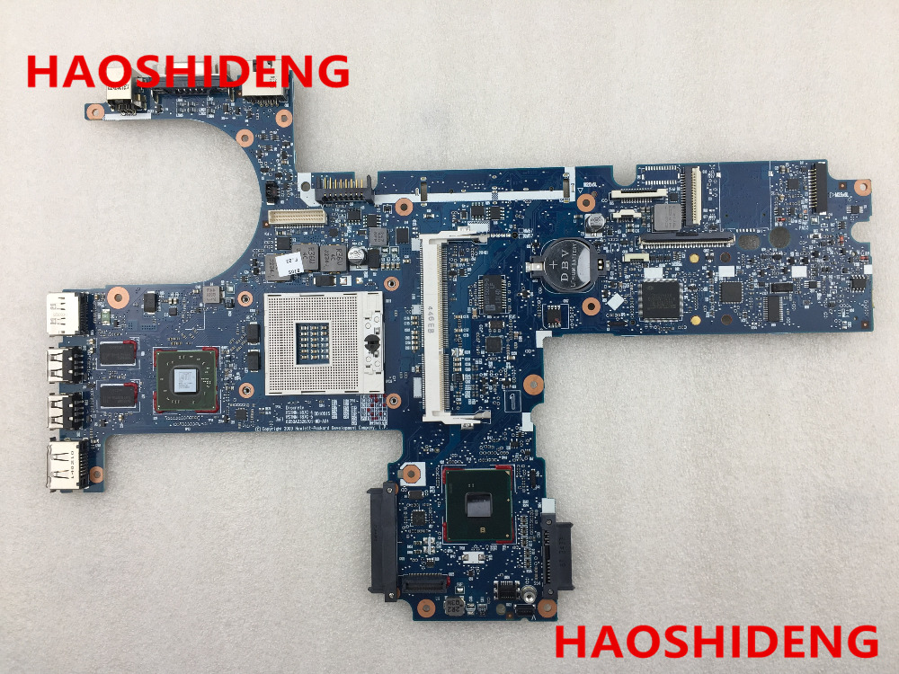 Free Shipping,613296-001 for HP ProBook 6450b 6550b series Laptop Motherboard .All functions 100% fully Tested!  free shipping 595764 001 kaq00 la 4951p for hp elitebook 8540p 8540w series laptop motherboard all functions 100