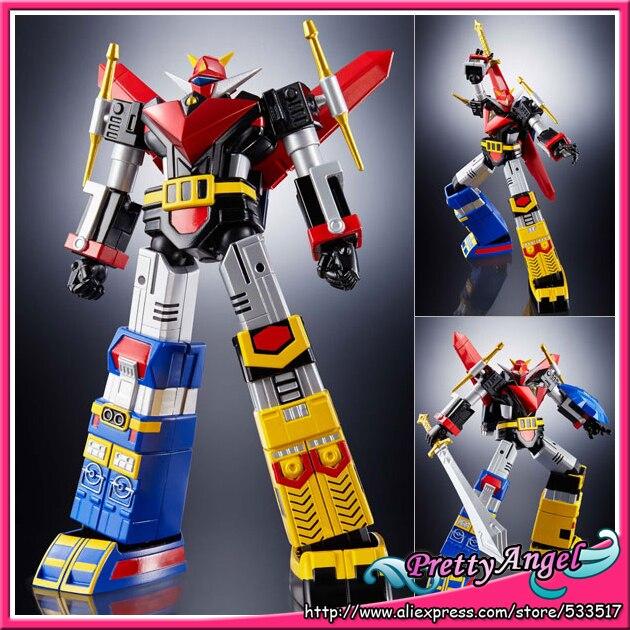 Original Bandai Tamashii Nations Super Robot Chogokin Space Emperor God Sigma Action Figure - God Sigma сумка emperor mk20380 2014