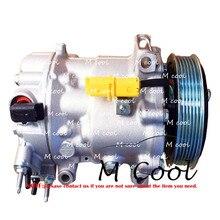 AC Compressor For Peugeot 407 308 5008 Citroen C5 SD7C16 1322 1342 1301 1311 1318 1324 1333 1346 1392 9671451380 9684141780