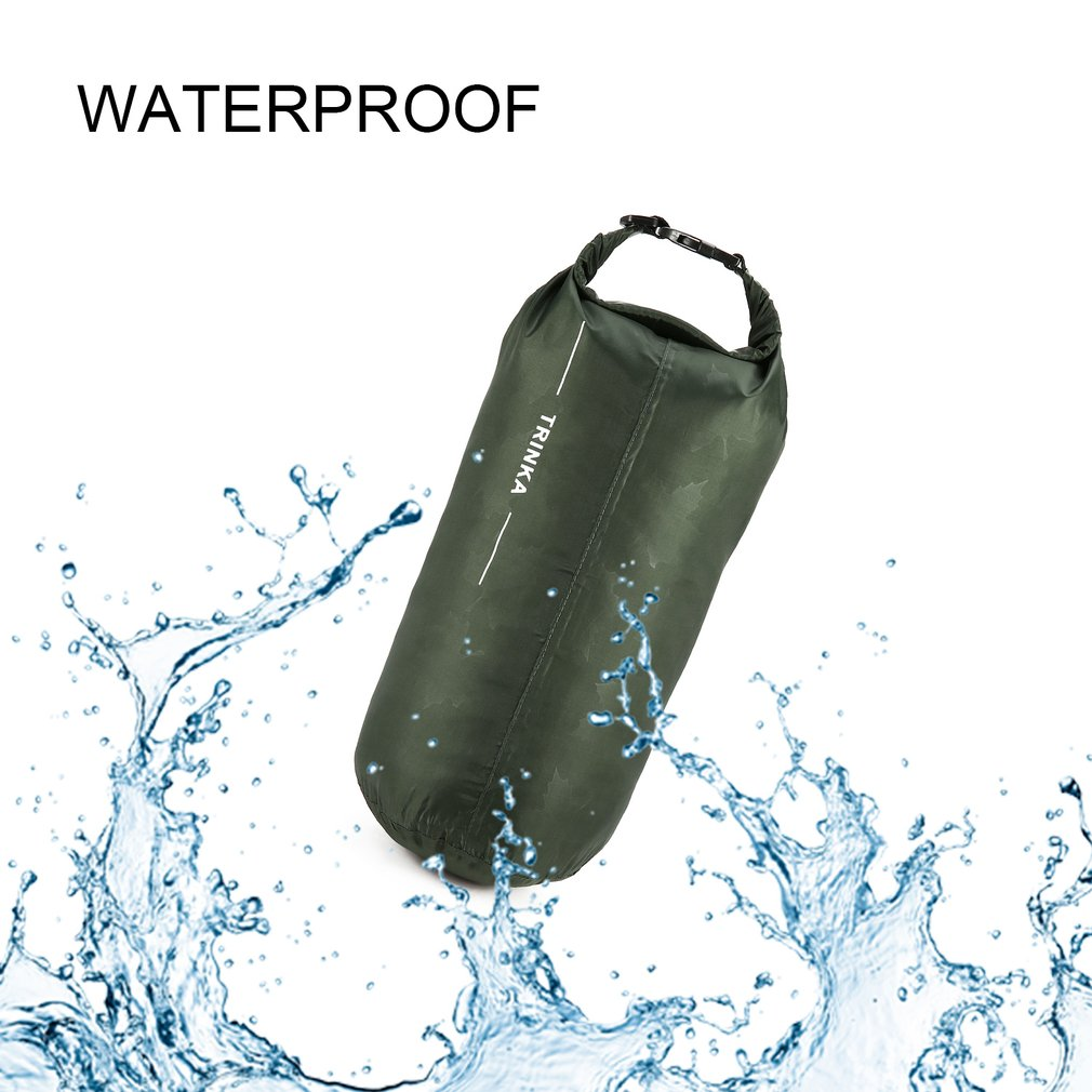 8/40/70L Outdoor Waterproof  Swimming Bags Portable Dry Sack Storage Pouch Bag For Camping Hiking Trekking Boating  Dropshipping