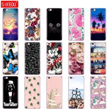 Silicone phone Case For Xiaomi Mi5 Mi 5 M5 Transparent Phone Cases