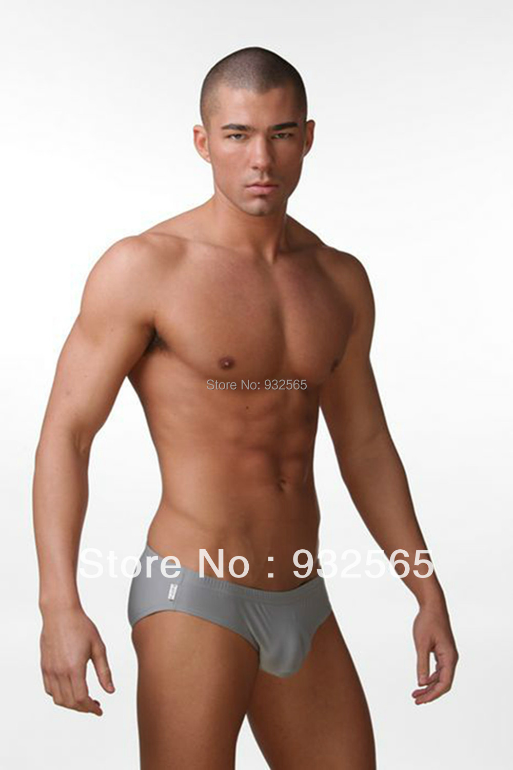 Aliexpress.com : Buy Men's underwear brand men's super smooth ...