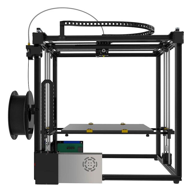 400*400*400mm Mis À Jour Tronxy X5S 3D Imprimante Kit D'impression Grand Taille Pleine Qualité Haute Précision extrudeuse DIY Double Z-axe Stable - 4