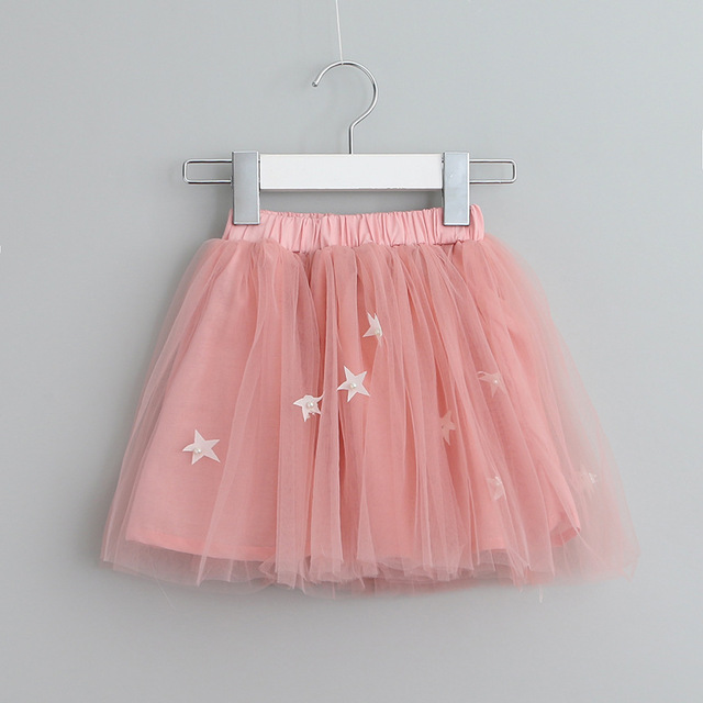 Мода 2017 весной и летом новый девочка короткая юбка детская мода юбки девушки юбки