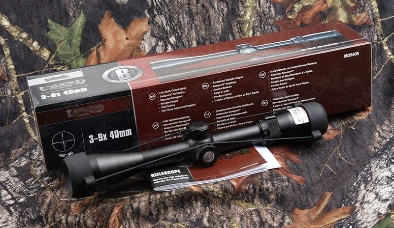 Legend Ultra HD 3-9x40 rifle scope DOA 600 hunting shooting M4638