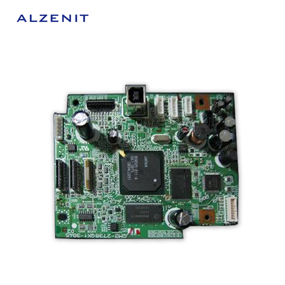 ALZENIT For Canon 4500 IP4500 Original Used Formatter Board Printer Parts On Sale alzenit scx 4200 for samsung 4200 oem new drum count chip black color printer parts on sale