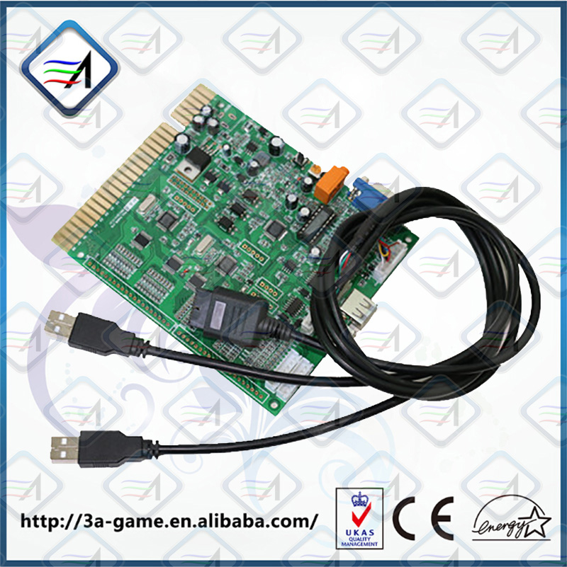 PS3 Timer Board Jamma Time Controller Board Arcade PCB Board for PS3 Game карточки для настольных игр every board game once upon time